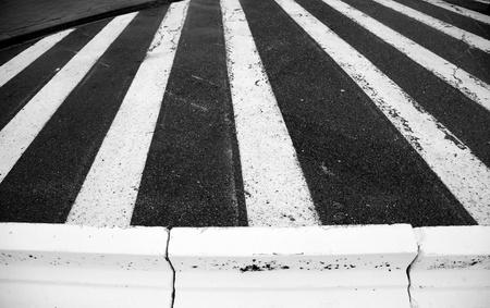 macadam: Traffic signs