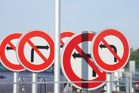 Traffic signs Stock Photo - 11950057