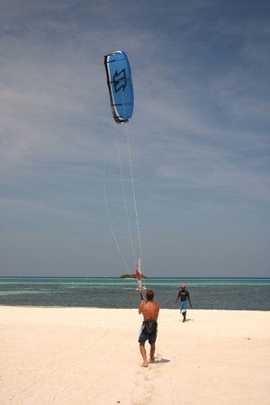 vacationers: Sceneries from the maldivian islands