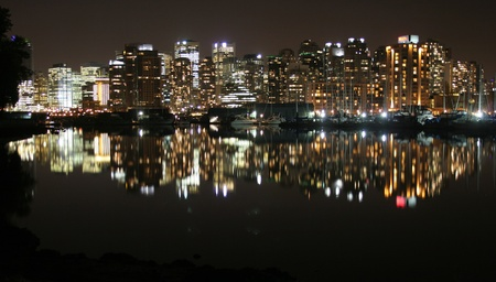 modern buildings, shapes lines etc in vancouver canada Stock Photo - 12616950