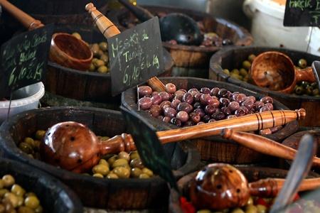 épices sur un marché à Ajaccio
