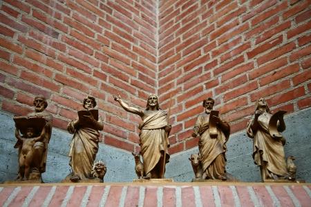 Church in Gentofte Banco de Imagens