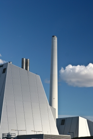 powerplants: energy plant in denmark
