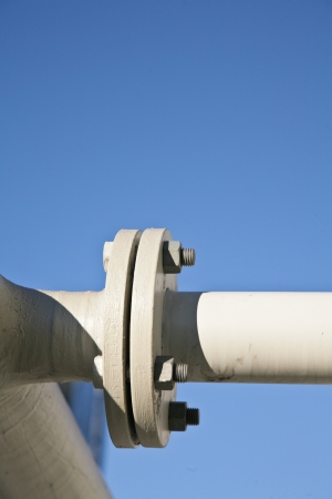 powerplants: Detail of district heating plant in Denmark