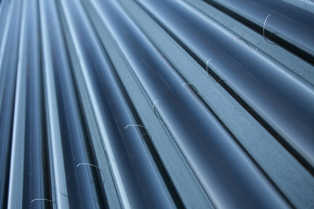 Thermal solar panel (tube) for water heating photo