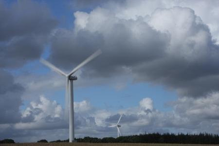 propel: wind mills in denmark