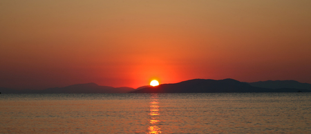 mediteranean: Scenes from  Peloponese in greece in the summer Stock Photo