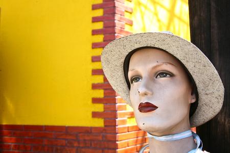 Scènes La Boca un quartier, ou barrio de la capitale argentine, Buenos Aires Banque d'images