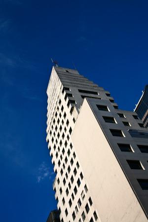Scènes de Buenos Aires Argentine: bâtiments modernes