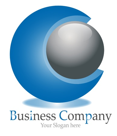 Business Company Stock Vector - 17602115
