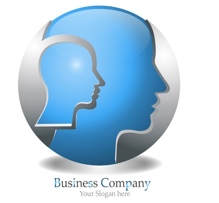 Business Company Stock Vector - 17602113