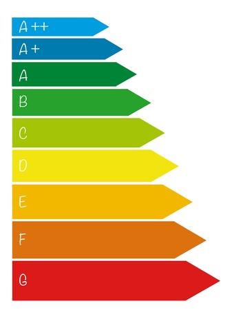 Energy Efficiency Category Stock Vector - 17103367