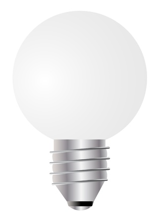 Light bulb Stock Vector - 17103398