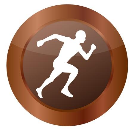 road runner: Bot�n Run