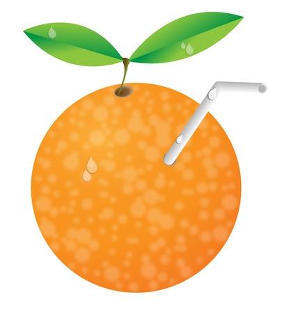 Orange Soda Stock Vector - 17534662