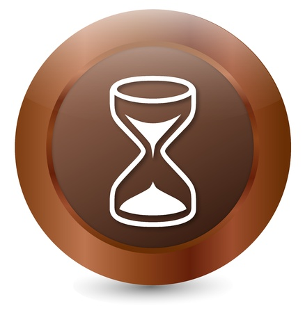 Button Hourglass