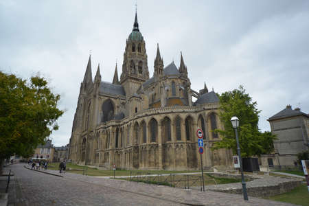 Photo taken in July 2017 in Normandy with an ultra wide angle lens.