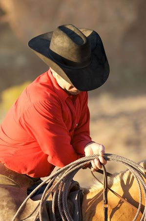 sexy cowboy: Resting Cowboy