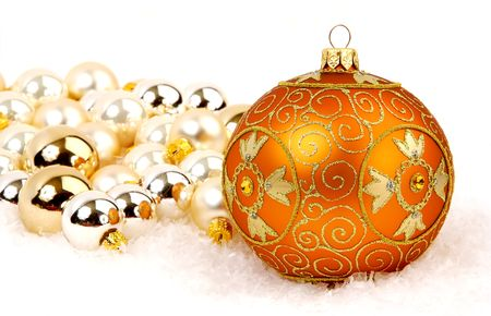 Festive Christmas Stock Photo