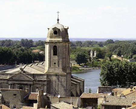 View of Arles