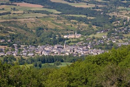 d: Town of Saint Come d Stock Photo
