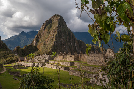 high priest: Peru home of Machu Picchu