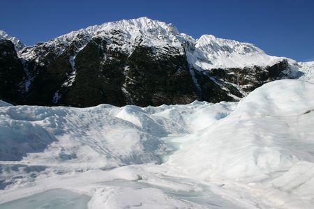 fox glacier: Fox Glacier - South Island New Zealand