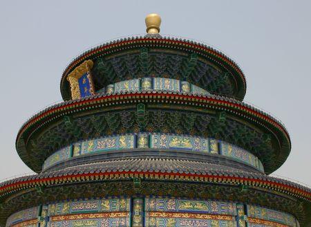 bejing: Temple of Heaven, Beijing China