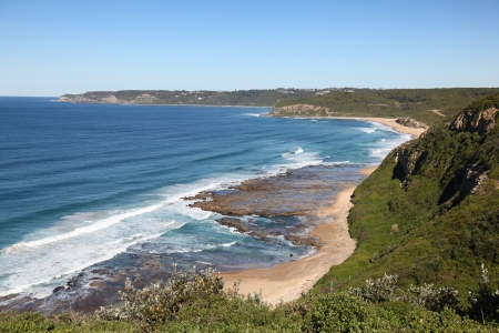 south coast: Burwood beach is a beach located in Newcastle Australia and surrounded by state reserve