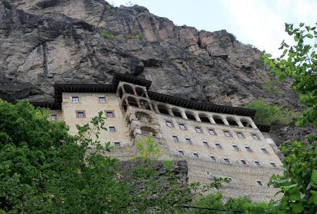 monasteri: monasteri Sumela