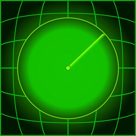 Design green search radar