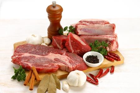 various meat Фото со стока