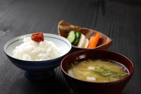 Japanese meal Reklamní fotografie