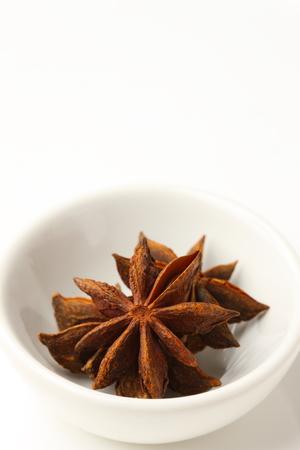 star anise: Star anise Stock Photo