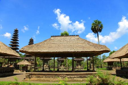 taman: Pura Taman Ayun Stock Photo
