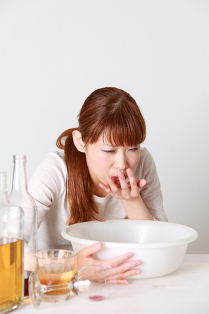 excessive: excessive drinking Stock Photo