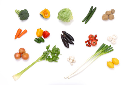 fruits and vegetables Stock Photo - 32615416