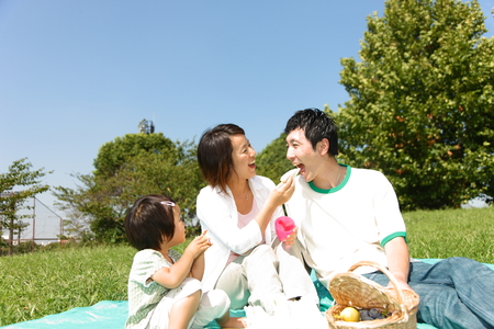Familiy Picnic photo
