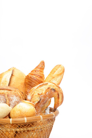 various breads photo