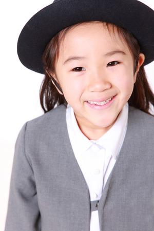 Japanese Schoolgirl photo