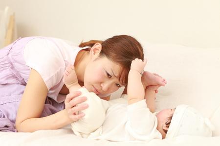 diaper changing: Diaper change