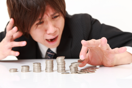 effondrement: L'effondrement financier