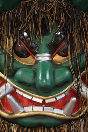 ogre: Japanese ogre NAMAHAGE