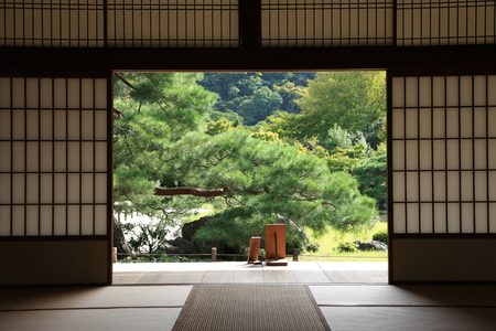 japanese temple: Japanese Room