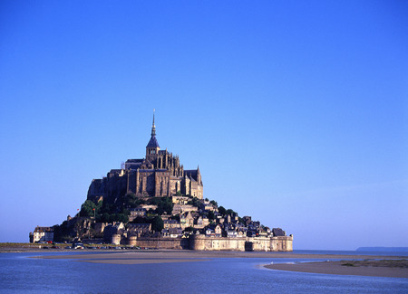 and saint: mont saint michel