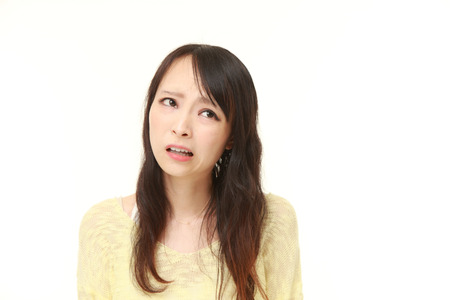 perplexed: perplexed woman