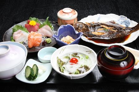 日本料理 写真素材