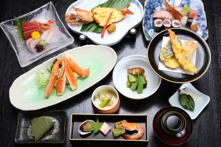 Japanese Cuisine 免版税图像