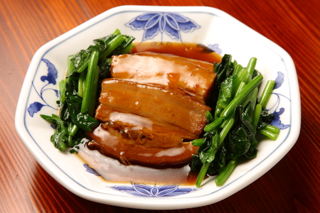 sause: Chinese Pork Belly