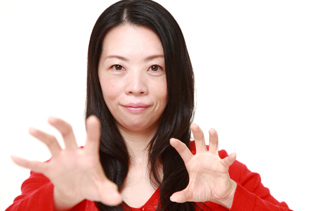 hypnotist: Japanese woman with supernatural power